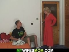 Mommy in law taboo bang-out behind wife's back