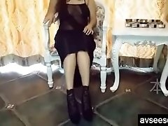 Beautiful Chinese amateur housewife creampie