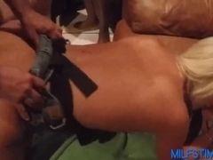 2 strangers porking super-porking-hot mommy