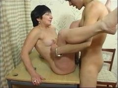 Russian Mature and man Part six