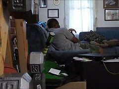 Husband Catches wifey On covert web cam
