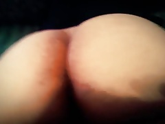 Playing with ex wife's jello booty