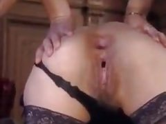 Matures fo Fisting, Anal & sample intensively