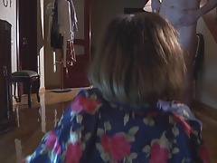 russian wife  loves to get her asshole extremely gape fucked