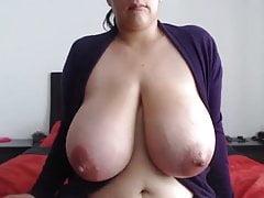 +++ finest BIG thick congenital mammories +++