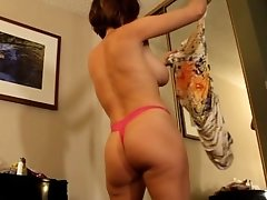 Whore Wife Humiliates you, while getting ready to go to the club and fuck