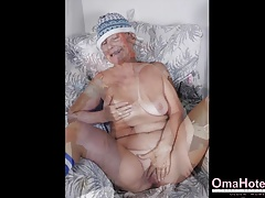 OmaHoteL mint Granny Pictures Compilation