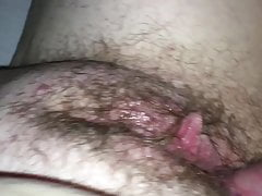 Huge raw furry pussy's wifey romped
