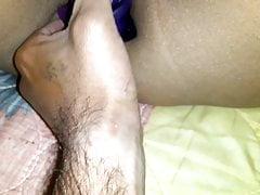 My mega-slut wifey luvs her plaything