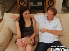 Monstrous orbs Latina wifey plumbed by grubby D