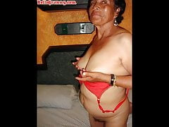 HelloGrannY brazilian grandmothers Pictured Being nude