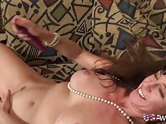 USAwives Pussy Closeup added to Toys conduct oneself Compilation