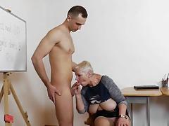 Of age tutor Handjob Blowjob crave overheated Nails 3