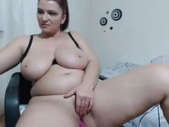Saggy - mommy on the top of Cam