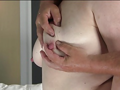 Mature Tit Massage
