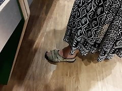 Granny nylon trotters round lackscoriag perspective