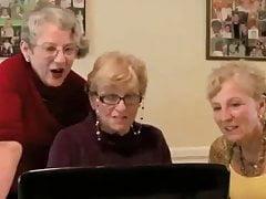 Granny's detect porno