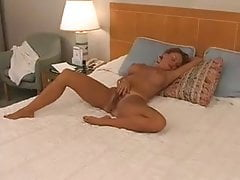 Sandy-haired Milf's big black cock wish