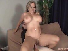 Incext- Mom's a pornstar