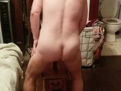 Filming yourself masturbating