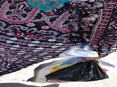 Humungous bum hijab mother - Falaha