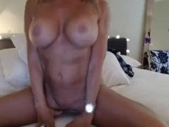 Fuck stick onanism by sumptuous cougar with ample cupcakes - infrequent