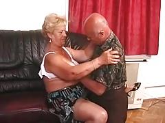 Opa & Oma ficken wie vor 30 Jahren