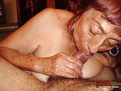 LatinaGrannY bush-leaguer Granny verandah Slideshow