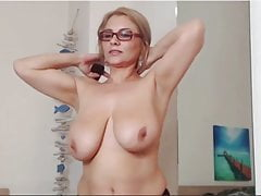 Infrequent cougar naked personal webcam disrobe