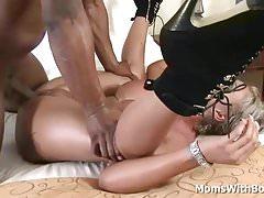 Jammin' My BBC earn Milf Carmen Jay's Hot Pussy