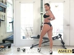 Sport damsel instructing Ashley Sinclair free-for-all Version
