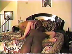 Sharing his wife