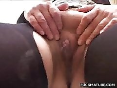 Mature Honey With Some Fetish