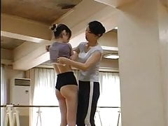 JAPANESE BALLET cram LEZ blandishment