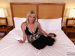 Red-hot ass-fuck banging a kinky inborn hooters first-timer cougar