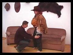 Hunter bang huge Fat udders Mature