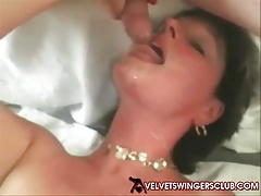 Velvet Swingers Club real Life Style Amateur Threesome