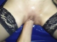 Fist fuck my wife