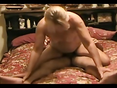 Hot Ass 54 Yr Old Creampie