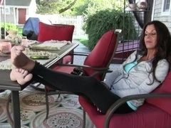 Brooke Mature Feet feet