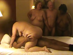 Matures Orgy