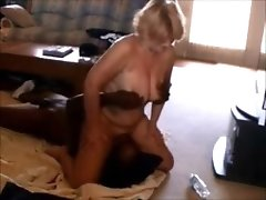 Mature Wife Treated to Some Black Cock by Cuckold Husband