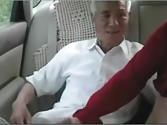 Old man chinese fuck mature woman