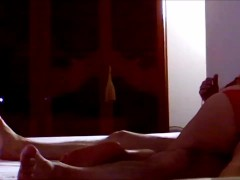 COUGAR ROSALINDA have sexual intercourse AN STALLION