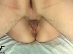 Vibro in his culo during shagging, romp with Greek cougar ~DirtyFamily~