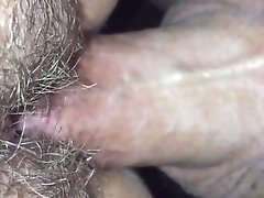 Latin Married Couple Wife's POV Closeup