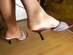 video my feet