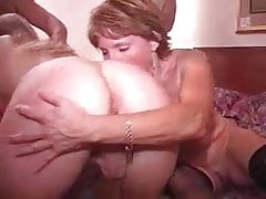 Am home made vid My wifey very first time girl-on-girl intercourse