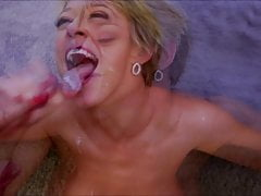 Dee Williams steaming mother pokes ?�?2 guys