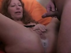 Amateur mature homemade vagina jerk off creampie cumshot